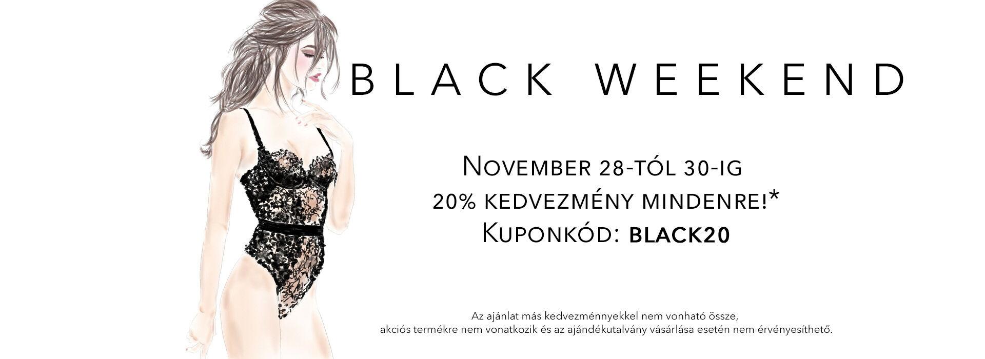 black weekend 2020