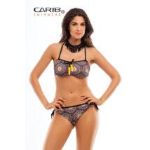 Carib Swimwear Kaleidoszkóp csíkbikini
