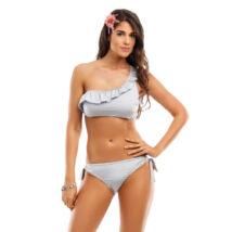 Carib Swimwear Romantic Vintage egyvállas bikini - ezüst