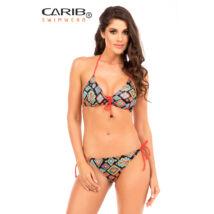 Carib Swimwear 20 azték mintás bikini - vékony háromszög