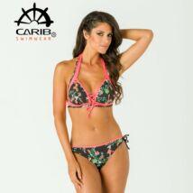 Carib Swimwear 21 lurex flamingó - push up háromszög