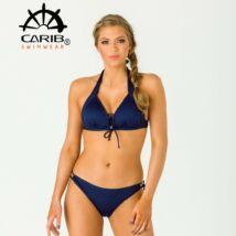 Carib Swimwear 21 push up háromszög bikini - sötétkék