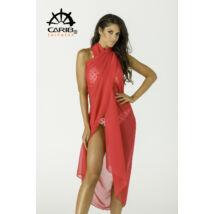 Carib 21 strandkendő - piros