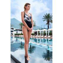 Lisca Ocean City fűzős hátú egyrészes fürdőruha