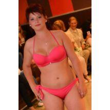 Lormar bandeau bikini - pink