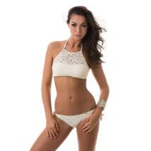 Paloma bikini 706 - toppos ekrü csipke