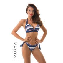 Paloma 19 bikini 402 - kék csíkos