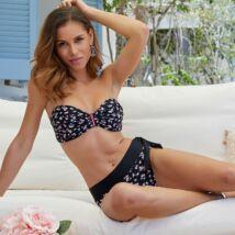 Ysabel Mora Mediterranean Sweetness merevítős bikini