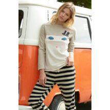 Gisela polár pizsama/szabadidőruha