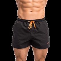 J. Press férfi úszó short - fekete