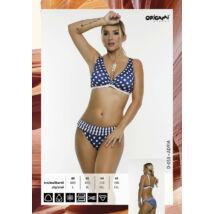 Origami Bikini 20 Adria nagy háromszög bikini
