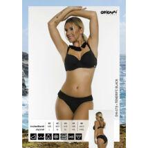 Origami Bikini 20 Tenerife Black D melltartós bikini