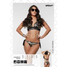 Origami Bikini 21 San Diego push up háromszög bikini