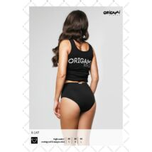 Origami Bikini 21 magas derekú bikinialsó
