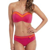 Panache Isobel Bandeau bikini - Cerise