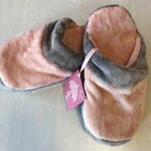 Pinki papucs - púderrózsaszín
