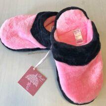 Pinki papucs - rózsaszín-fekete