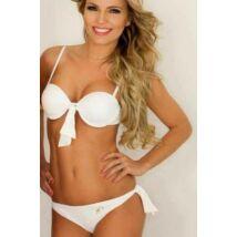 Poppy Bella bikini - fehér