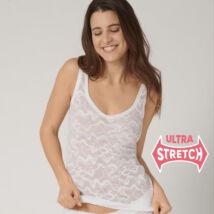 Sloggi Go Allround Lace Shirt 01 - fehér