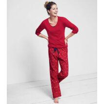 Triumph Sets AW pizsama - piros