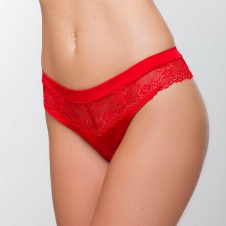 Daisy Dessous Emese féltanga - piros