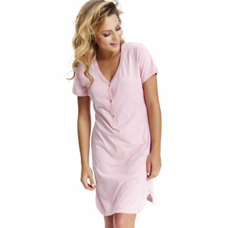 Doctor Nap 9505 kismama hálóing - rózsaszín