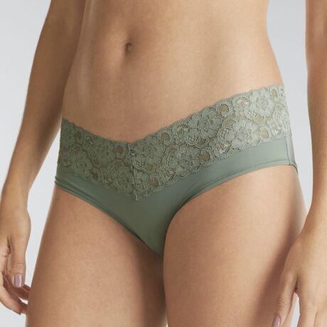 Esprit Daily Lace franciabugyi 2db - khaki zöld