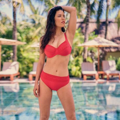 Anita Claudine bikini - korallpiros