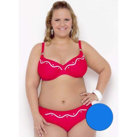 Bahama kék-fehér extra bikini