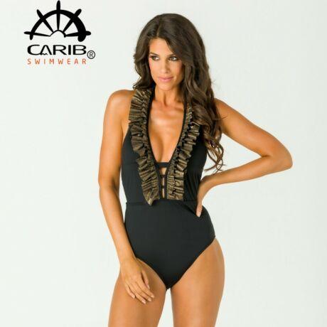 Carib Swimwear 21 egyrészes fürdőruha - bizánc arany