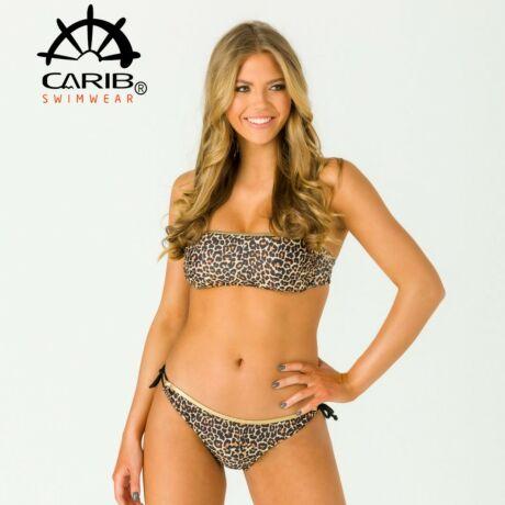 Carib Swimwear 21 csíkbikini - ocelot