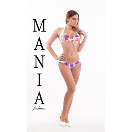 Mania Hawaii push up bikini - fehér