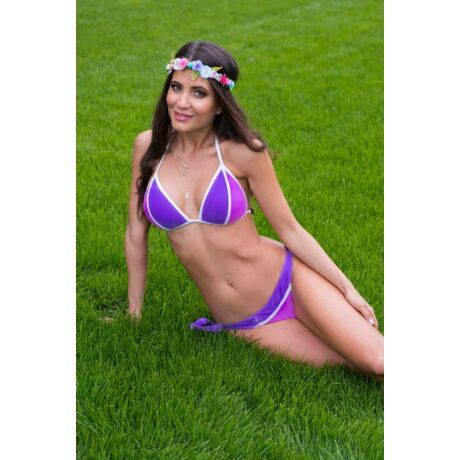 Nicy Design Sidney bikini - lila