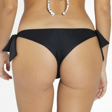 Ysabel Mora 21 bikinialsó - fekete