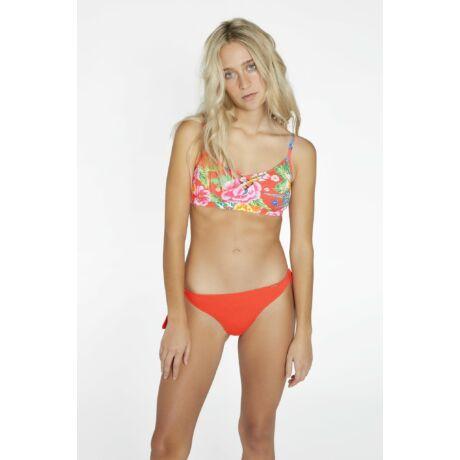 Ysabel Mora Living Coral top fazonú bikini