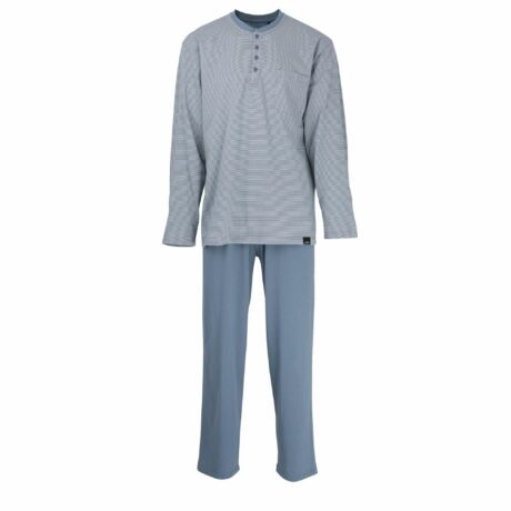 Götzburg férfi pizsama - Medium Blue