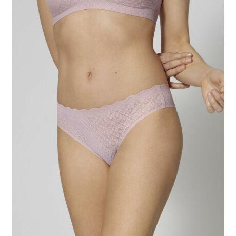 Sloggi Zero Feel Lace Brazil Panty - Lilac Orchidee