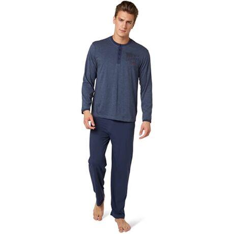 Tom Tailor férfi pizsama - Mood Indigo