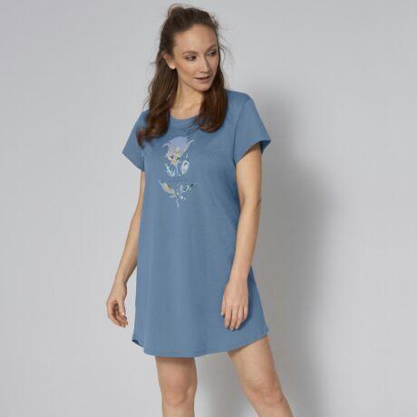 """Triumph hálóing Nightdresses NDK 01 - """"Rose"""" kék"""