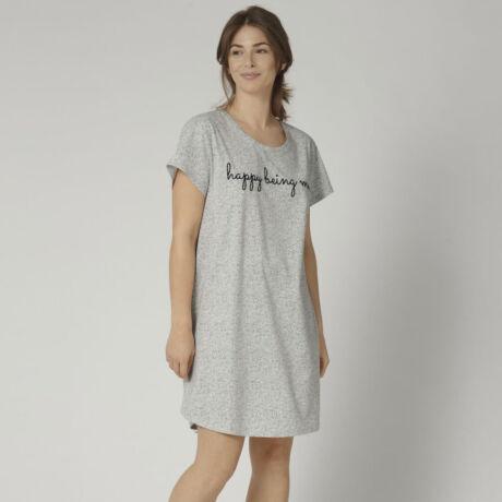 Triumph hálóing Nightdresses NDK - szürke pöttyös